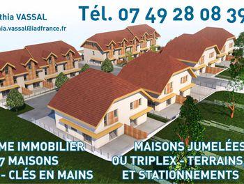 maison à Saint-Paul-lès-Monestier (38)