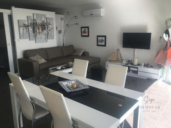 Vente appartement 2 pièces 46,06 m2