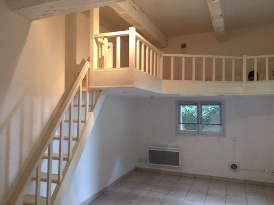 Location studio 26,79 m2