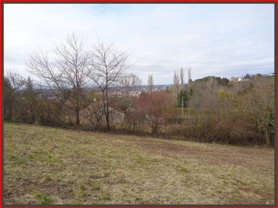 Vente terrain 2075 m2