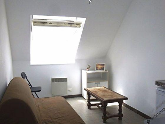 Vente studio 15,3 m2