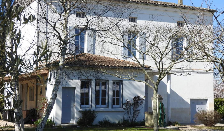 Maison Saint-Seurin-sur-l'Isle
