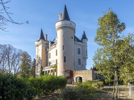 Vente château 20 pièces 1400 m2