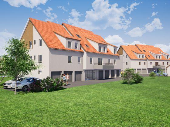 Vente appartement 4 pièces 85,85 m2