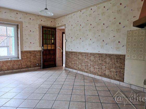 Vente maison 8 pièces 136 m2