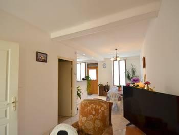 Maison 3 pièces 76,5 m2