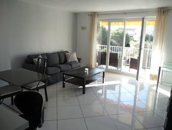 Appartement meublé 2 pièces 56,04 m2