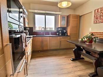 Appartement 4 pièces 87,44 m2