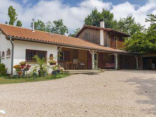 Maison Tieste-Uragnoux (32160)