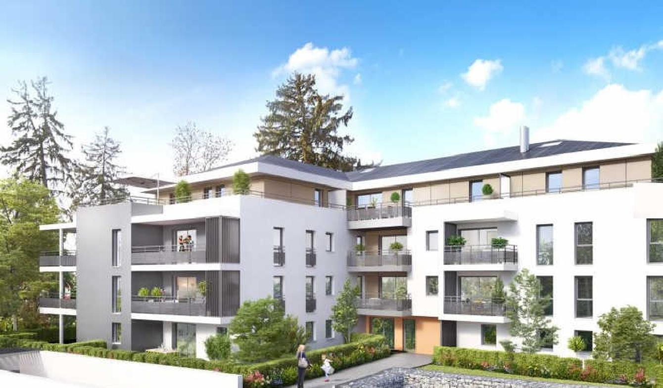 Atypique avec terrasse Vétraz-Monthoux