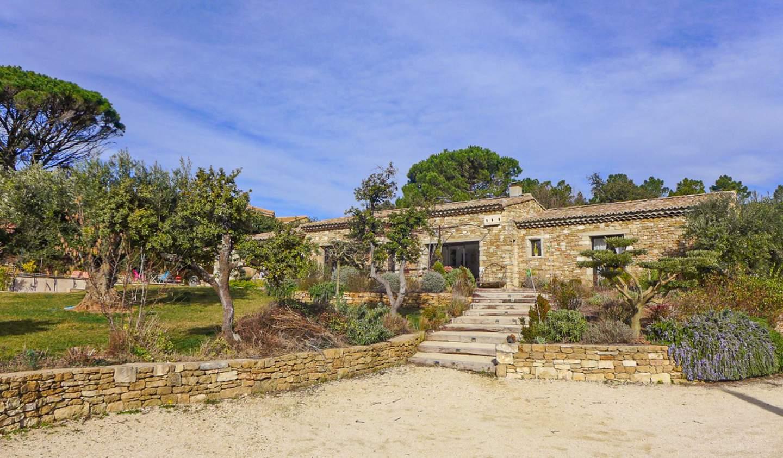 Maison avec piscine et terrasse Suze-la-Rousse