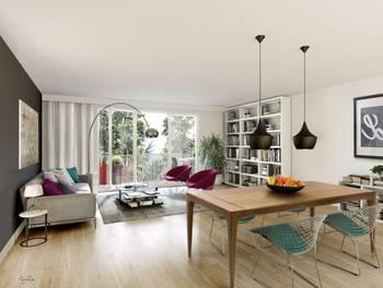 Appartement 4 pièces 81,06 m2