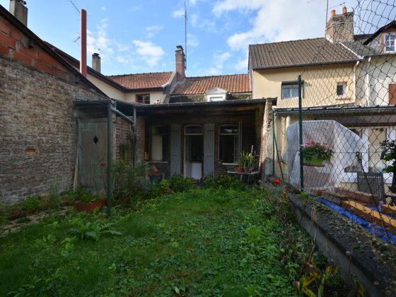 Vente maison 3 pièces 56,5 m2