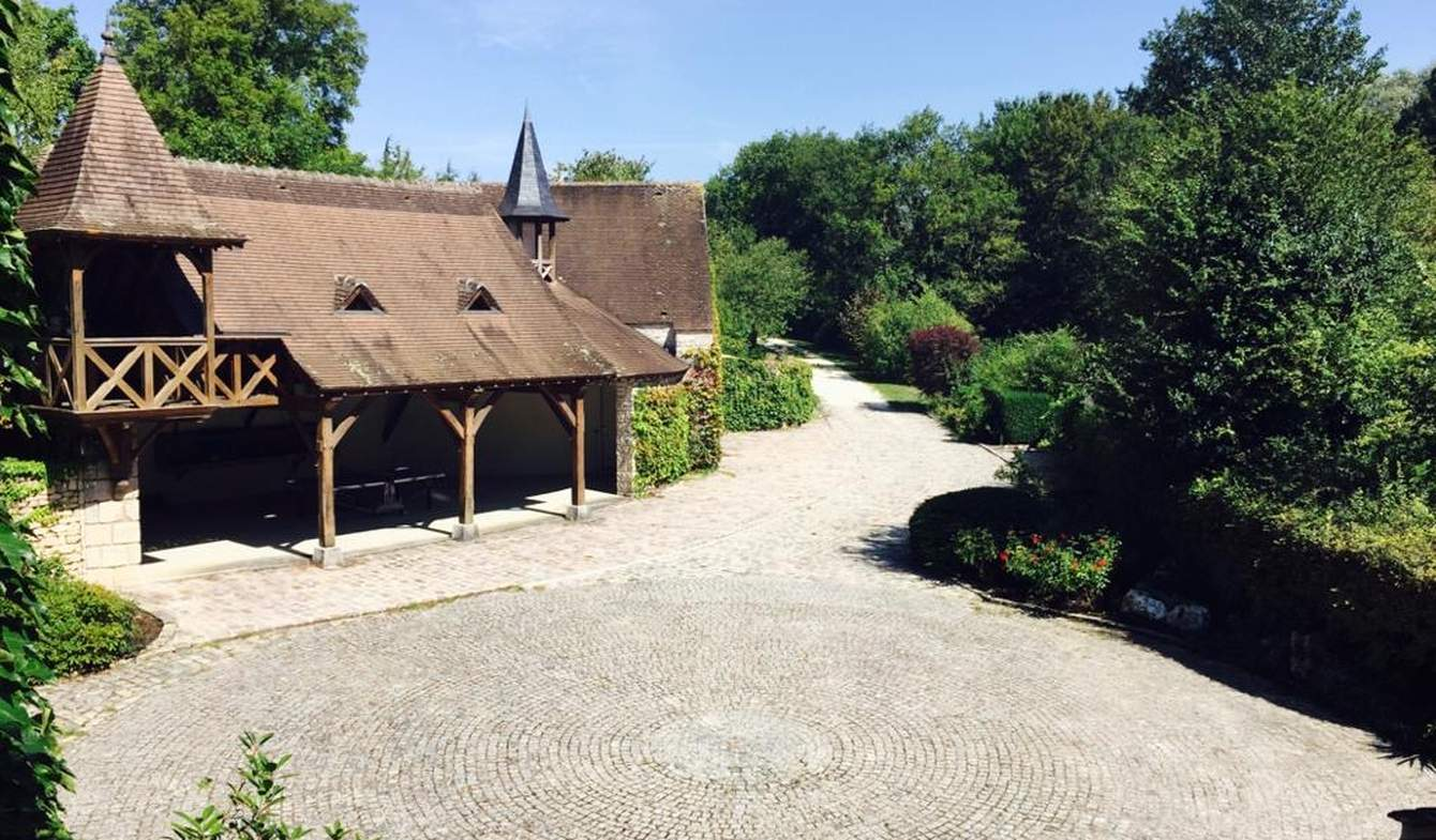 Moulin Château-Landon