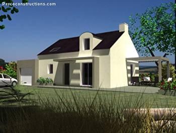 Maison 6 pièces 85,78 m2