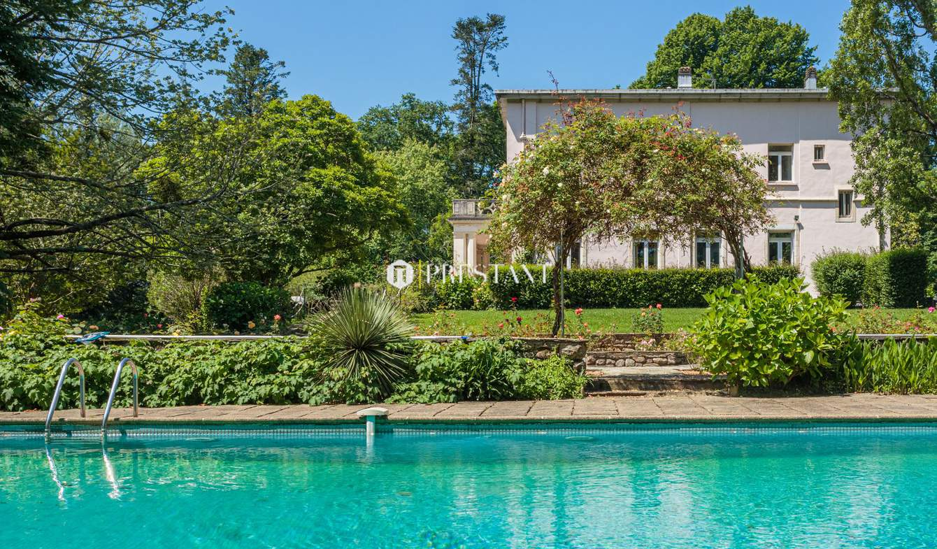 House with pool Urrugne