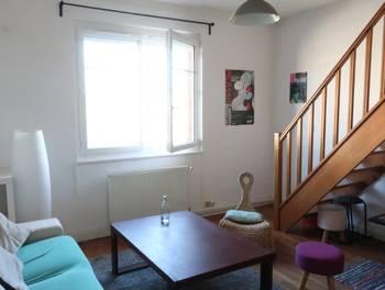Appartement 3 pièces 52,62 m2