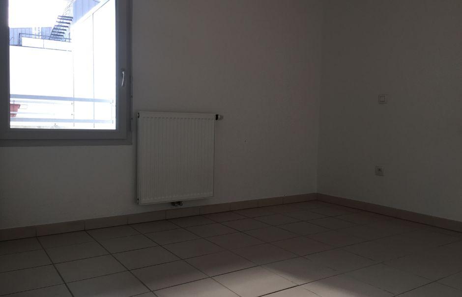 Location  appartement 2 pièces 43 m² à Toulouse (31200), 542 €