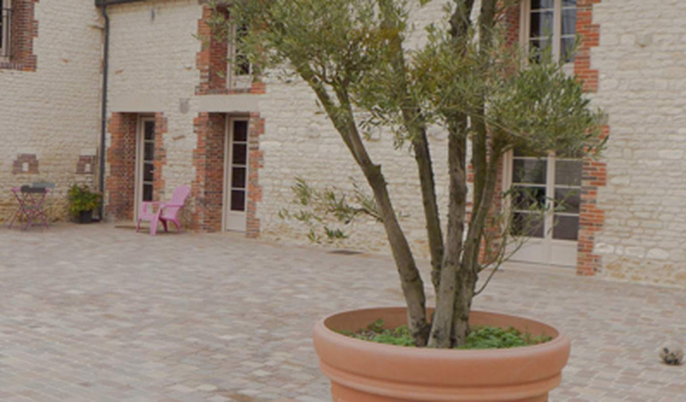 Propriété avec jardin Troyes