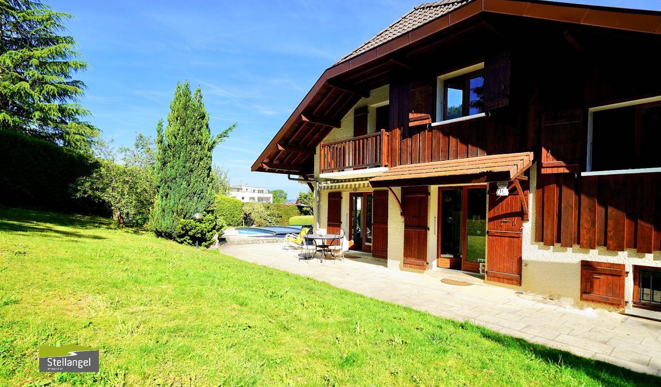 Maison avec piscine et terrasse Vieugy