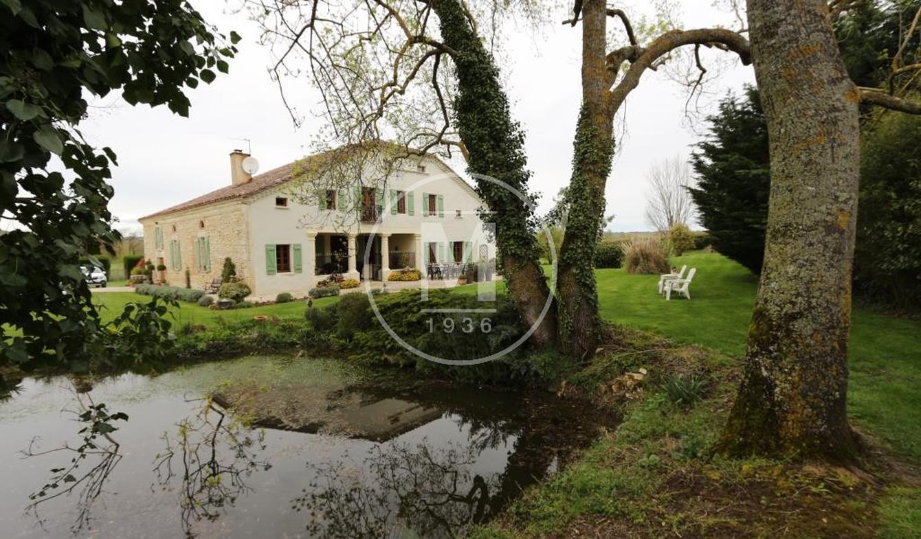 Farm house Beaumont-de-Lomagne