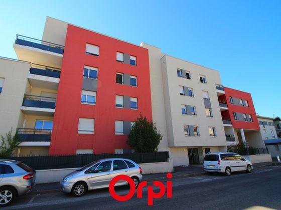 Vente appartement 2 pièces 42,75 m2