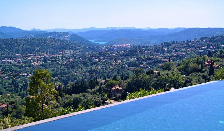 Villa avec piscine et jardin Cabris