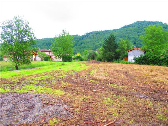 Vente terrain 2200 m2