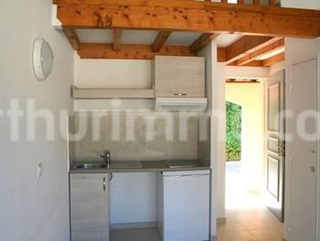 Duplex 2 pièces 32 m2