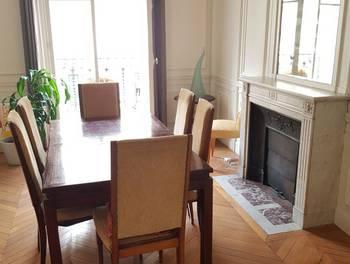 Appartement meublé 5 pièces 108,9 m2
