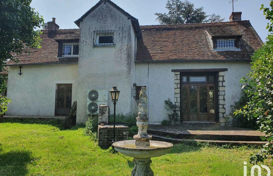 Vente maison 6 pièces 120 m² à Lignieres (41160), 137 000 €