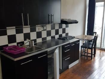 Appartement 2 pièces 32,96 m2