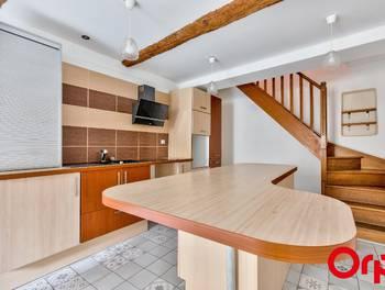 Maison 4 pièces 122 m2