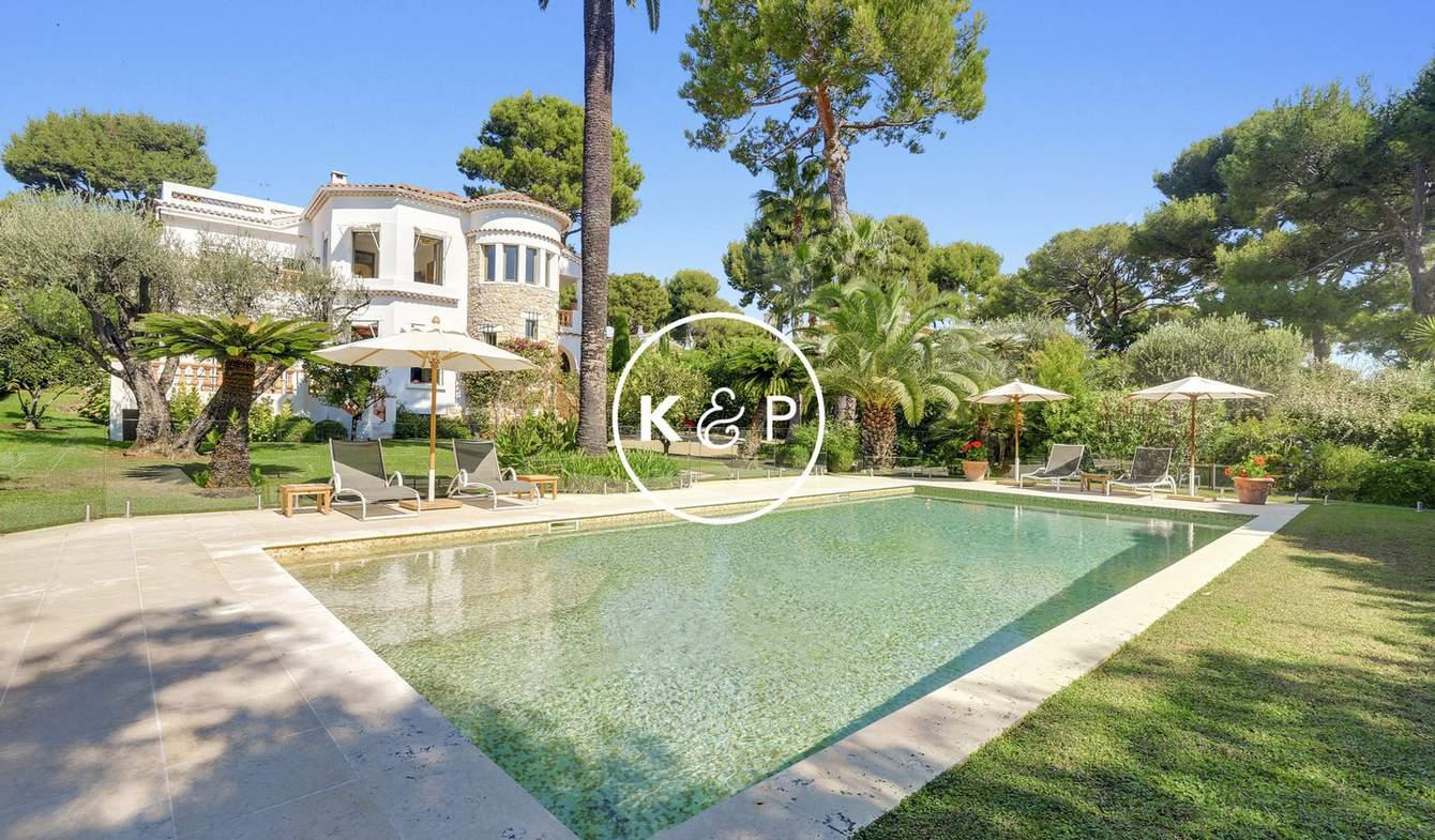 Maison avec terrasse Cap d'Antibes