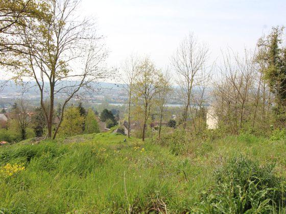 Vente terrain 745 m2