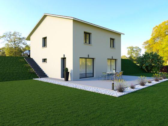 Vente terrain 641 m2