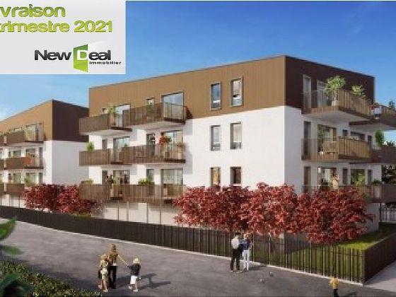 Vente appartement 4 pièces 88,36 m2