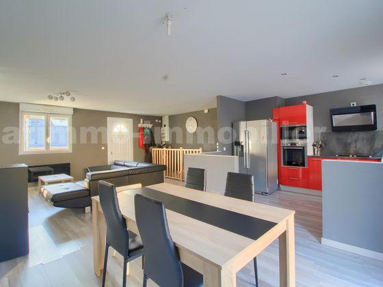 vente Maison 5 pièces 110 m2 Farschviller