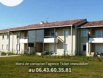 Appartement 2 pièces 42,87 m2