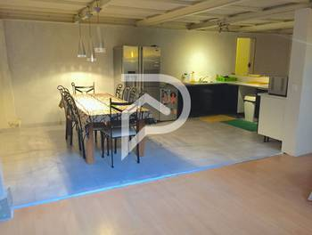 Appartement 4 pièces 133 m2
