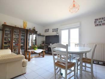 Maison 3 pièces 60,67 m2