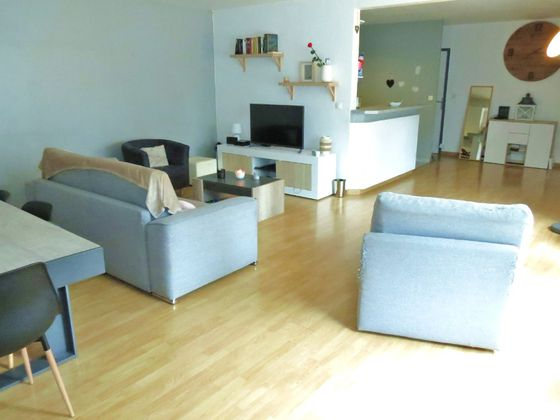 Vente appartement 5 pièces 94,66 m2