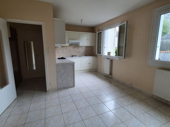 Vente appartement 2 pièces 42,27 m2