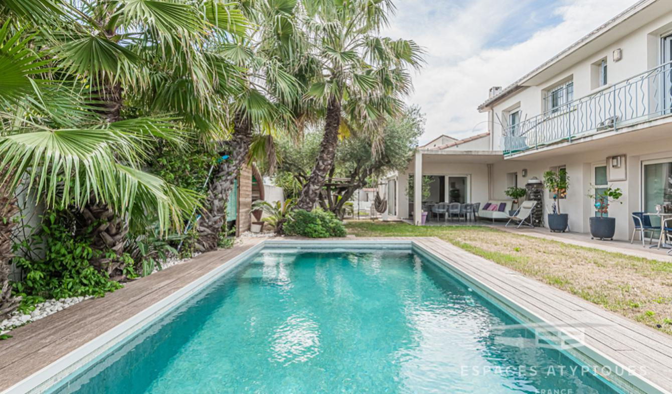 Maison avec piscine et terrasse Mauguio