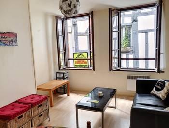 Appartement meublé 2 pièces 41,85 m2