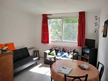 Appartement 2 pièces 33,8 m2