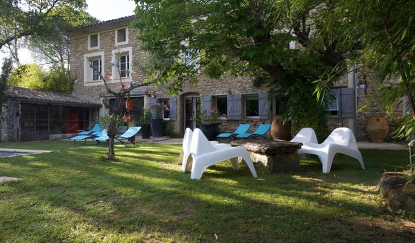 Farm house with pool Vaison-la-Romaine