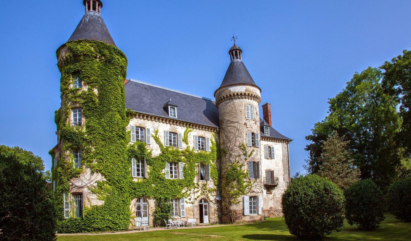 Château Marcillat-en-Combraille