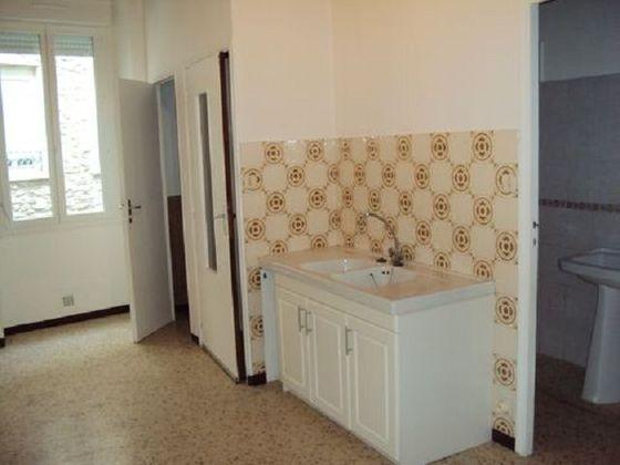 vente Appartement 2 pièces 33 m2 Saint-Ambroix