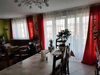 Appartement 5 pièces 100,14 m2